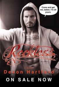 Reckless Teaser postcasrd-On Sale