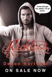 Reckless Teaser postcasrd-On Sale