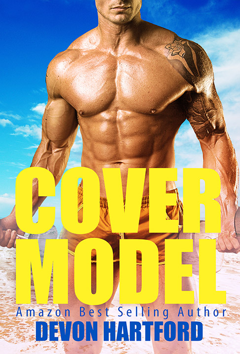 COVER MODEL by Devon Hartford